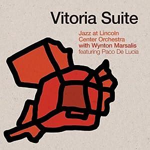 Wynton  Marsalis - Vitoria Suite  cover