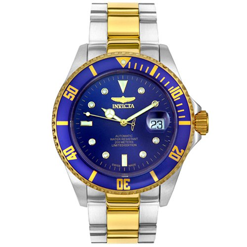 Buy Invicta Men's Pro Diver Collection Limited Edition Diamond Watch #3825
