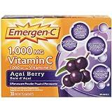 Emergen-c Acai Berry, 30 Count