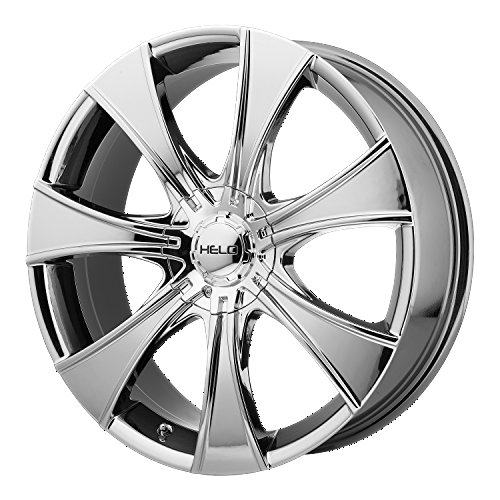 """Helo He874 Wheel With Bright Pvd Finish (18X7.5""""/5X120Mm)"""
