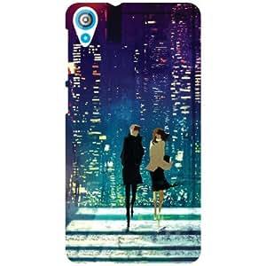 HTC Desire 820 Back Cover - Walk Around Designer Cases