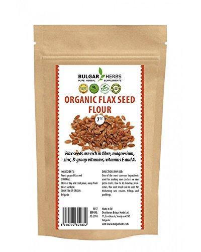 Organic Hemp Flour (Original Bulgarian Bio Product) - 7 Oz.