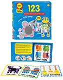 Alex Toys Touch and Feel Flash Cards 123