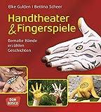 Image de Handtheater und Fingerspiele - Bemalte Hände erzählen Geschichten