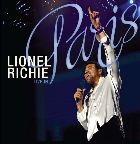 Lionel Richie - Live In Paris [Deluxe CD/DVD] - Zortam Music