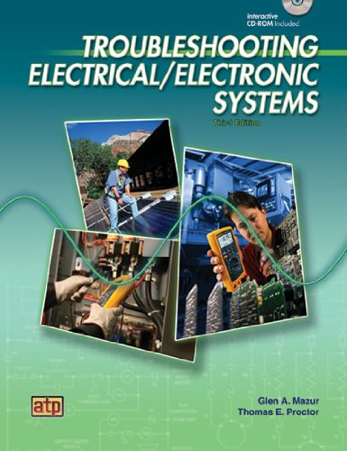 Troubleshooting Electrical / Electronic Systems - Textbook - Amer Technical Pub - AT-1791 - ISBN: 0826917917 - ISBN-13: 9780826917911