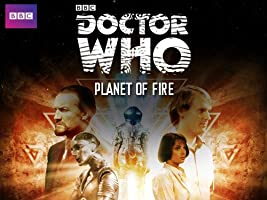 Doctor Who (Classic) Planet of Fire