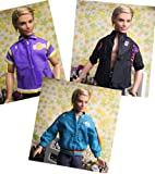 Barbie Boyfriend Ken Fashionistas Fashion Outfit Set3 Dolls NOT Included