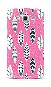 Amez designer printed 3d premium high quality back case cover for Samsung Galaxy Grand Max (Flowers Pattern)