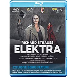 Strauss: Elektra Special Edition Blu-Ray - Exclusive Bonus Feature