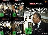 Derrick - Box  1-5 (15 DVDs)