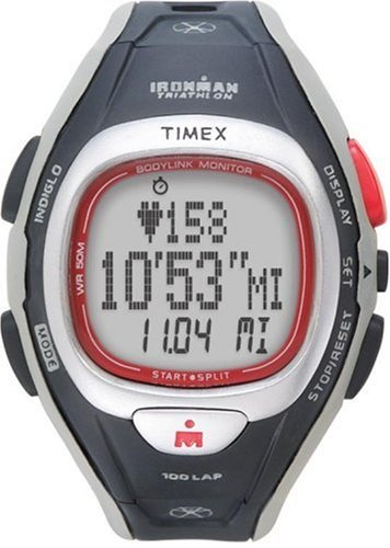 Timex Ironman T5F011 Mens Bodylink Heart Rate Monitor Watch