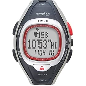 Timex Ironman T5F011 Men's Bodylink Heart Rate Monitor Watch