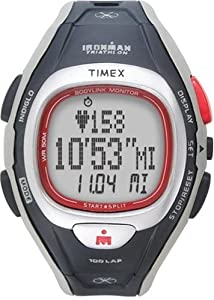 Buy Timex Ironman T5F011 Mens Bodylink Heart Rate Monitor Watch by Timex