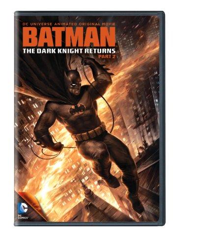 Batman The Dark Knight Returns Part 2 at Gotham City Store