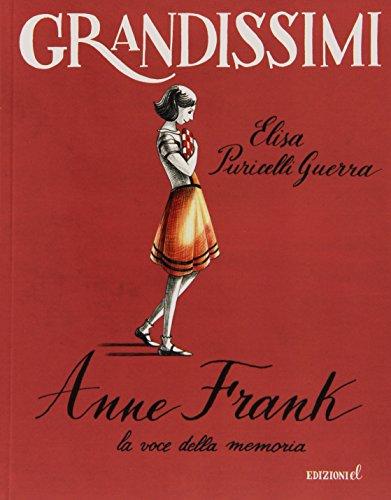 Anne Frank la voce della memoria PDF