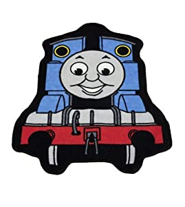7 X Character World Thomas Express Shaped Rug by Character World