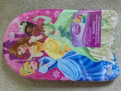 Disney Princess Kickboard