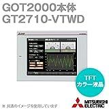 三菱電機 GT2710-VTWD GOT2000 GOT本体 (10.4型) (解像度 640×480) (DC24V) (パネル色:白) NN