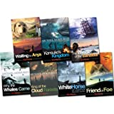 Michael Morpurgo Story Collection 7 Books Set Pack RRP: £38.93 (Waiting for Anya, Why the Whales Came, The Wreck of the Zanzibar, The White Horse of Zennor, King of the Cloud Forests, Kensuke's Kingdom, Friend or Foe) Michael Morpurgo