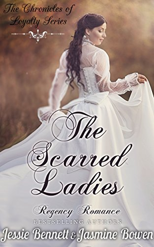 The Scarred Ladies by Jessie Bennett & Jasmine Bowen ebook deal