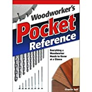 Fox Chapel Publishing 978-1-56523-239-6 Woodworkers Pocket Reference Guide