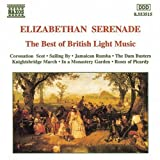 Best of British Light Music by Elizabethan Serenade (1996) Audio CD