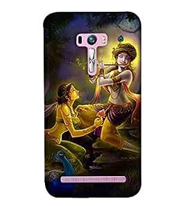 Design Cafe back cover for Asus Zenfone Selfie