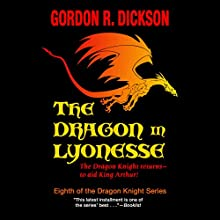 The Dragon in Lyonesse (       UNABRIDGED) by Gordon R. Dickson Narrated by Paul Boehmer