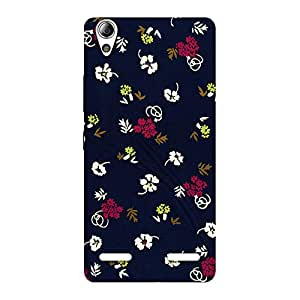 Stylish Tumbler Back Case Cover for Lenovo A6000 Plus