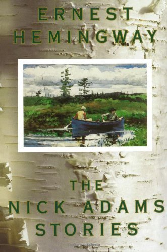 the-nick-adams-stories-by-ernest-hemingway-1-feb-1981-paperback