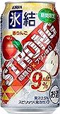 キリン 氷結ストロング 赤りんご 缶 350ml×24本