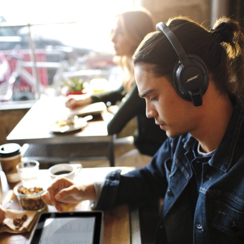 Bose SoundLink Around-Ear 无线蓝牙耳机图片