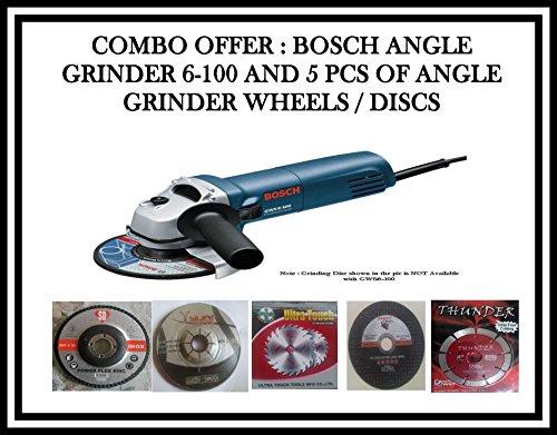 BOSCH Angle Grinder GWS 6 100
