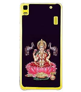 ifasho Designer Phone Back Case Cover Lenovo K3 Note :: Lenovo A7000 Turbo ( Pink Pattern Flowers Seasonal )
