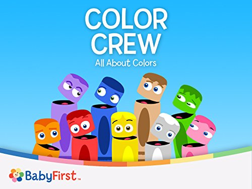 Color Crew All About Colors Season 1
