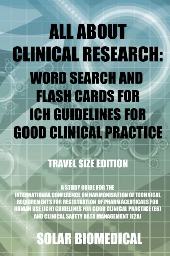 All About Clinical Research: Travel Size Edition