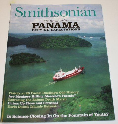 Image for Smithsonian Magazine - Panama - March 2004