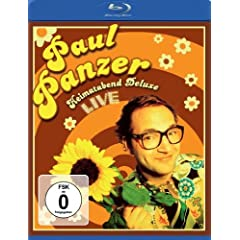 Paul Panzer - Heimatabend Deluxe/Live [Blu-ray] ~ Paul Panzer  Paul Panzer - Heimatabend Deluxe/Live [Blu-ray] Blu-ray ~ Paul Panzer