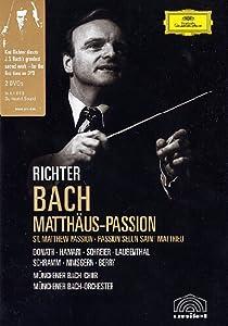 Bach, Johann Sebastian - Matthäus Passion Bwv 244 (Ga) [2 DVDs]