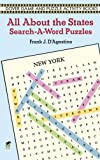 All About the States: Search-a-Word Puzzles