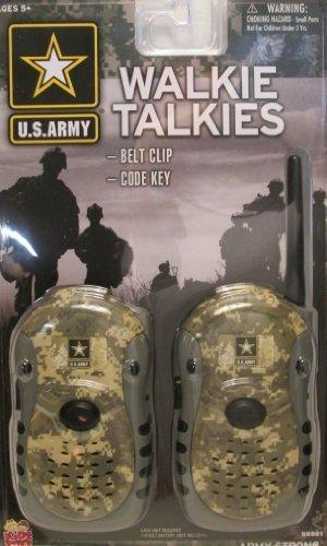U S Army Walkie Talkies Belt