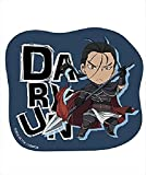 The Heroic Legend of Arslan 02.Daryun Magnet Sticker 50831