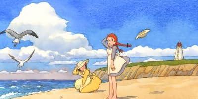 赤毛のアン 108ピース 海辺の少女たち AS-108-55