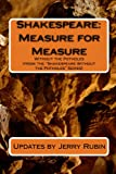 Measure For Measure Without The Potholes (1441457712) by Rubin, Jerry