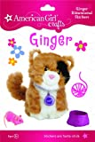 American Girl Crafts Ginger Stacked Stickers