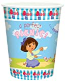 Amscan Dora 266 ml Cups