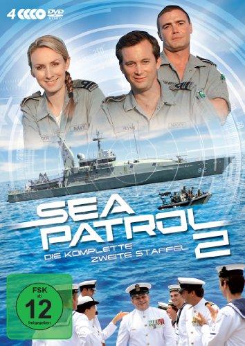 Sea Patrol - Die komplette zweite Staffel [4 DVDs]