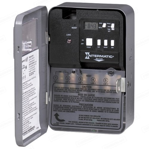 Intermatic EH40 240-Volt Electronic Water Heater Timer