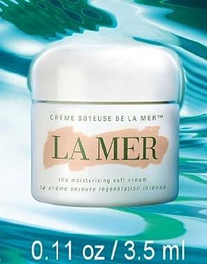 La Mer Moisturizing Soft Cream 0.11 oz / 3.5 ml *New Size*